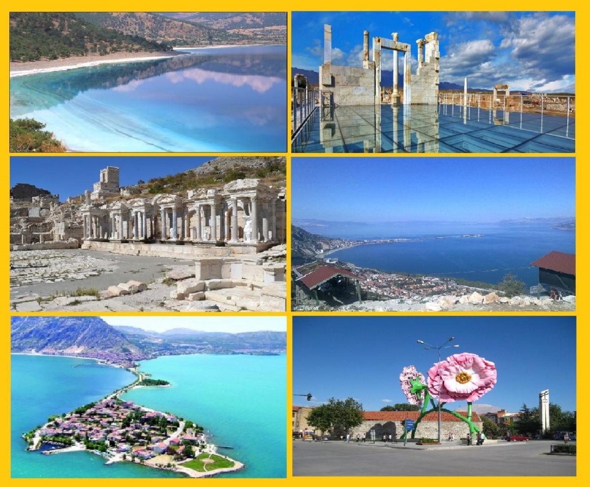 ISPARTA & BURDUR TURU 20-21-22 EKİM 2017